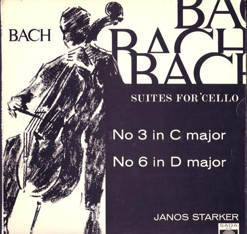 Cello 2nd Hand Lp Records Vinyl Casals Starker