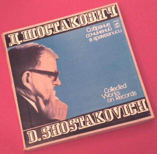 schostakowitsch sinfonie 15