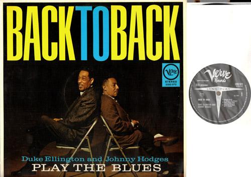 Duke Ellington Verve Jazz Masters 4