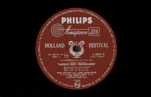 Philips and Meijer Infinite Impulse